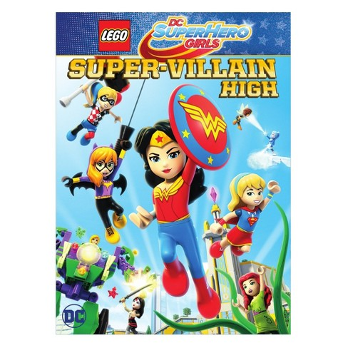 LEGO DC Super Hero Girls: Super-Villain High (DVD) - image 1 of 1