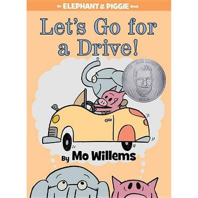Let's Go for a Drive! (Hardcover) (Mo Willems)