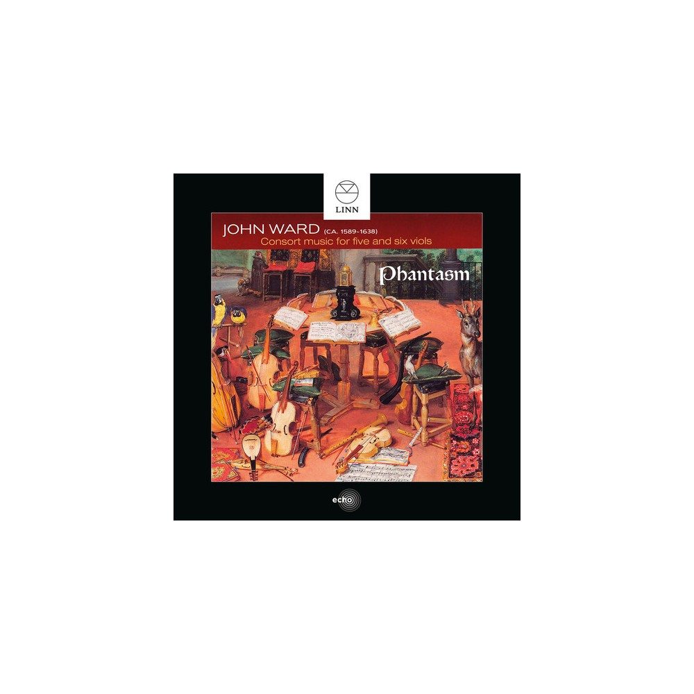 Phantasm - Ward:Consort Music For Five & Six Vio (CD)