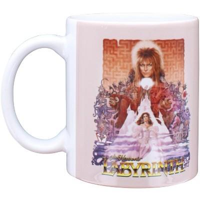 NMR Distribution Labyrinth Poster 11oz Boxed Ceramic Mug