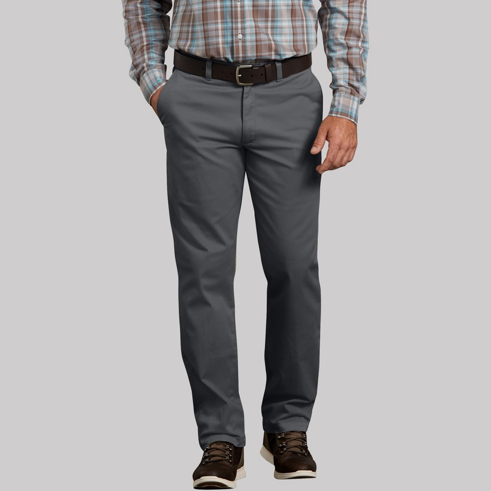 Dickies Men's Taper Chino Pants - Gray 34x30