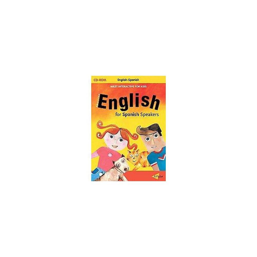 English for Spanish Speakers (Bilingual) (Hardcover)