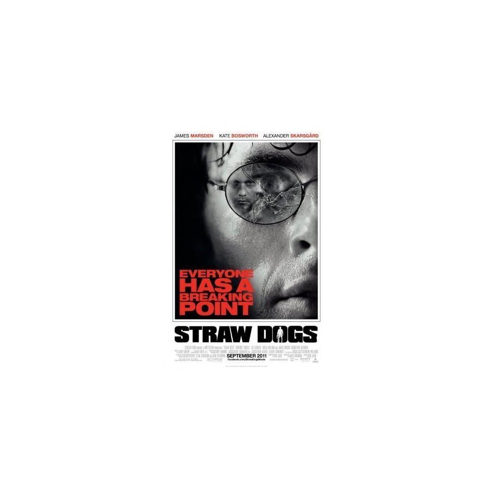 Straw Dogs Blu Ray