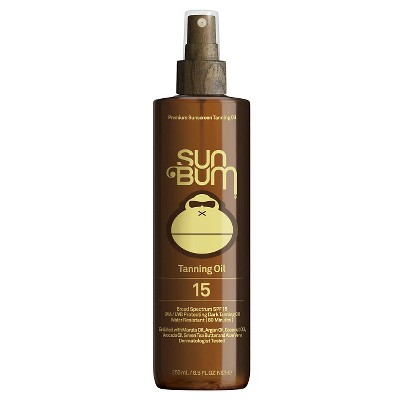 Sunscreen & Tanning: Sun Bum Tanning Oil