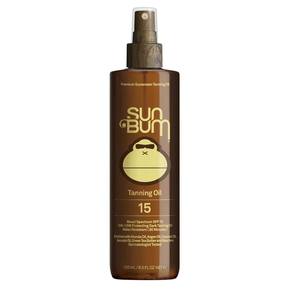 Image of Sun Bum Tanning Oil - SPF 15 - 8.5 fl oz