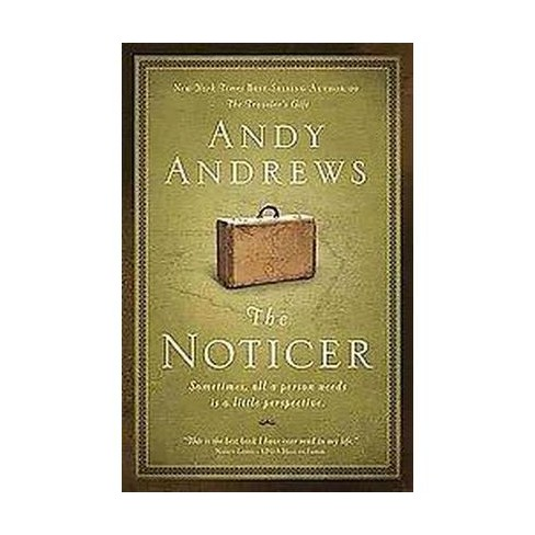The Noticer (Hardcover) by Andy Andrews - image 1 of 1