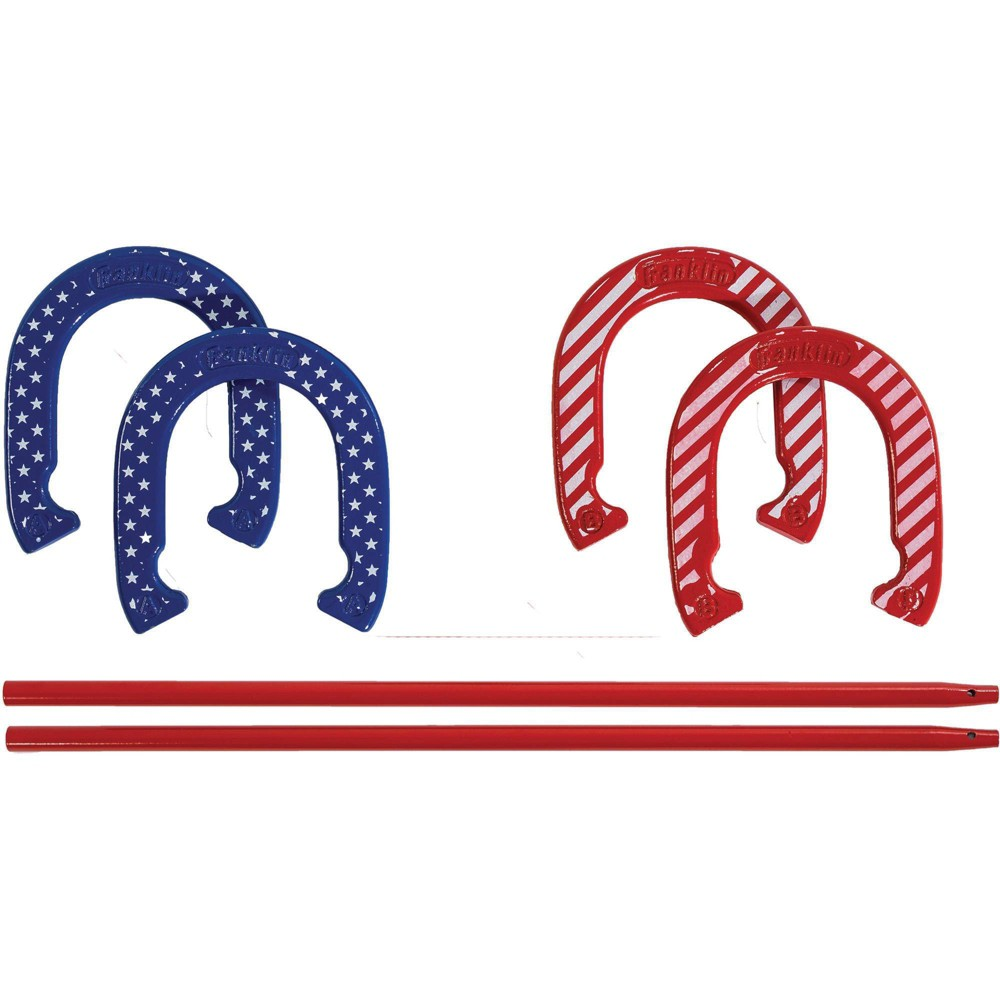 Image of Franklin Sports American Series Horseshoe Set