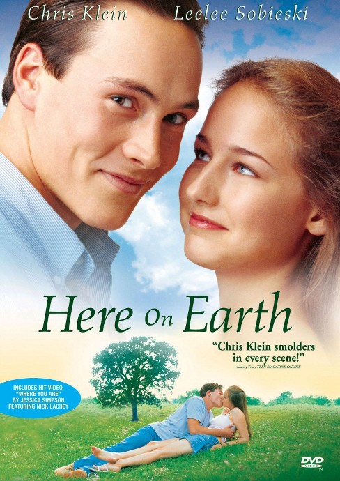 Here On Earth (DVD) - image 1 of 1