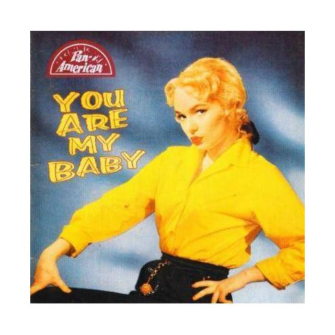 Various - You Are My Baby (CD) - image 1 of 1