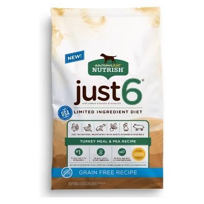 Dog Food: Rachael Ray Nutrish Just 6 Grain Free
