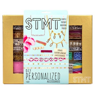 DIY Personalized Accessories Kit - STMT