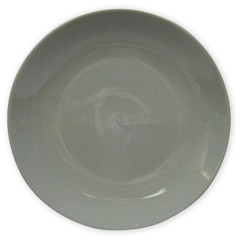 "Coupe Salad Plate 7.5"" Gray - Room Essentials™ - image 1 of 1"