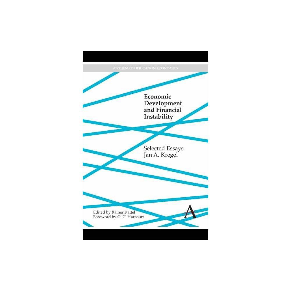Economic Development And Financial Instability Anthem Other Canon Economics By Jan A Kregel Hardcover