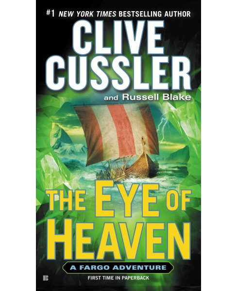 Eye of Heaven (Reprint) (Paperback) (Clive Cussler) - image 1 of 1