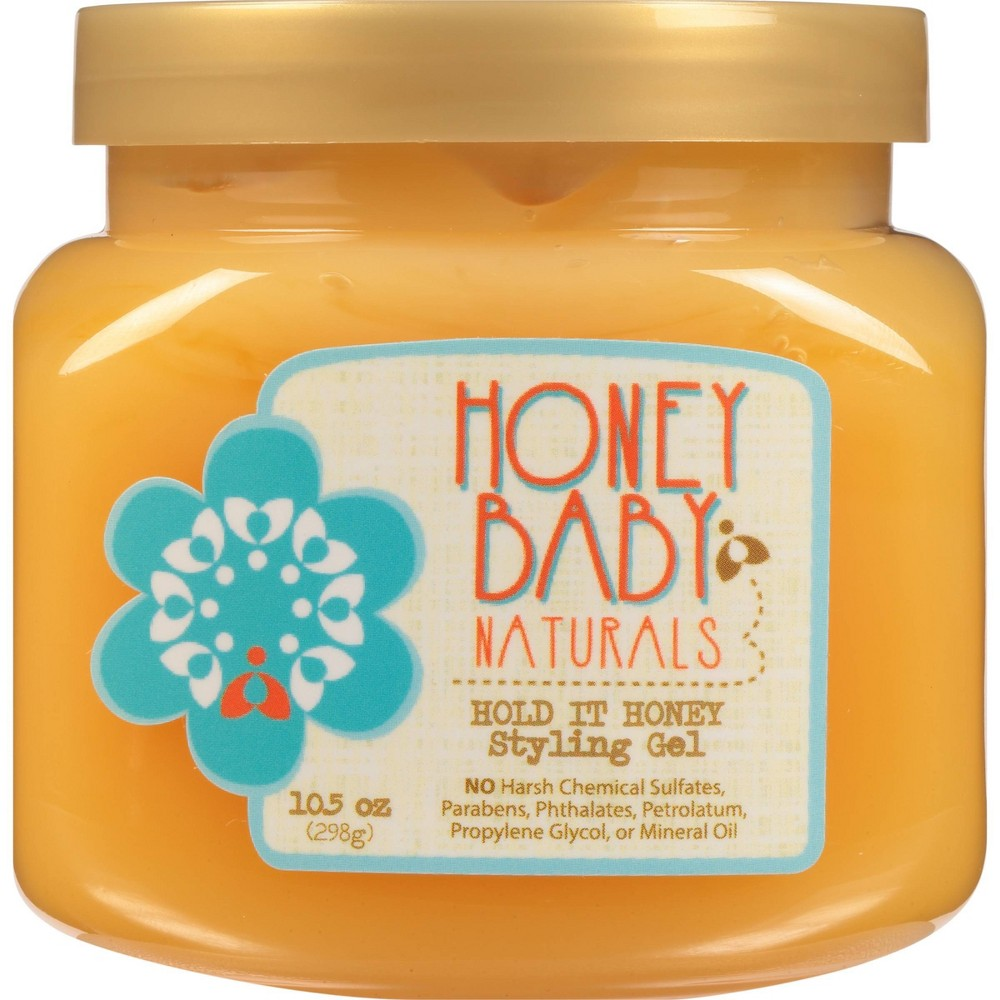Image of Honey Baby Naturals Hold it Honey Styling Gel - 10.5oz