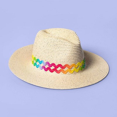 Kids' Rainbow Panama Hat - More Than Magic™