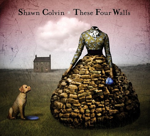 Shawn Colvin - These Four Walls (CD) - image 1 of 5