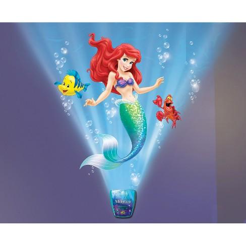 Wild Walls Little Mermaid Journey Animated Wall Art : Target