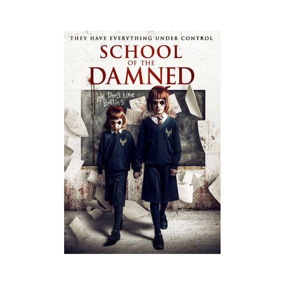 School Of The Damned Dvd