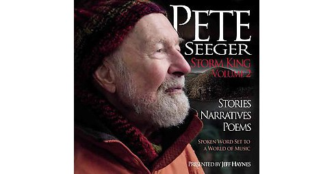 Storm King : Stories, Narratives, Poems (Vol 2) (Unabridged) (CD/Spoken Word) (Pete Seeger) - image 1 of 1
