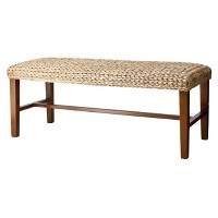 Target.com deals on Honey Andres Seagrass Bench