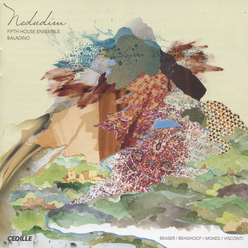Fifth house ensemble - Nedudim (CD) - image 1 of 1