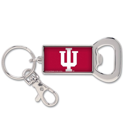 NCAA Indiana Hoosiers Lanyard Bottle Opener Keychain - image 1 of 1