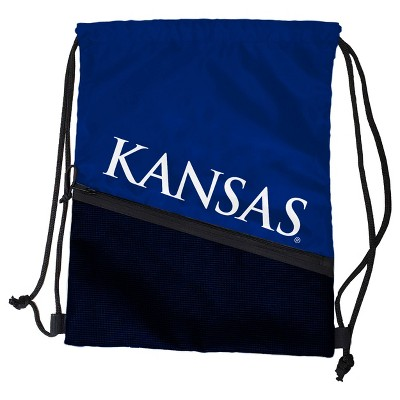 NCAA Kansas Jayhawks Tilt Drawstring Bag