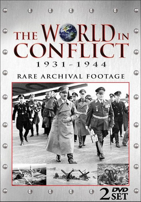 World in conflict:1931-1944 (DVD) - image 1 of 1