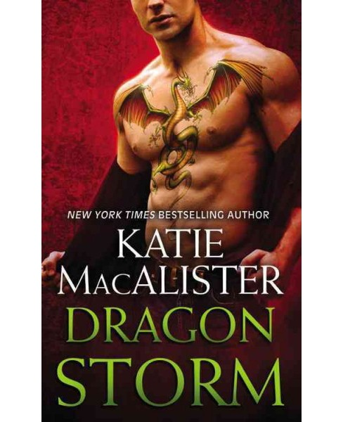Dragon Storm (Paperback) (Katie MacAlister) - image 1 of 1