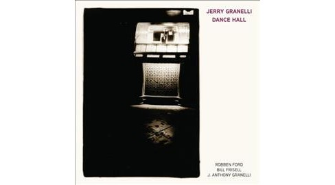 Jerry Granelli - Dance Hall (CD) - image 1 of 1