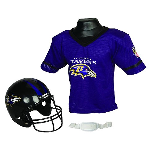 Franklin Sports NFL Team Helmet And Jersey Set - Ages 5-9 ... e44efb6fc