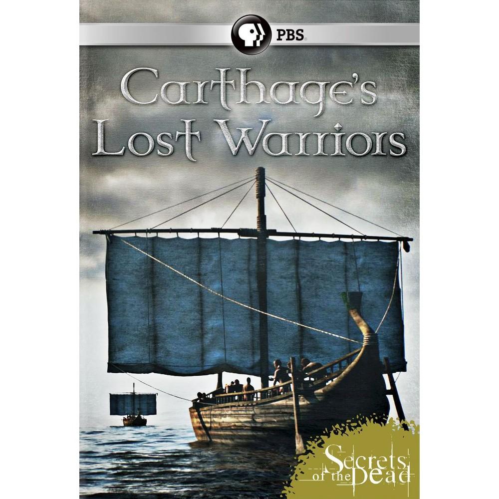 Secrets Of The Dead:Carthage's Lost W (Dvd)