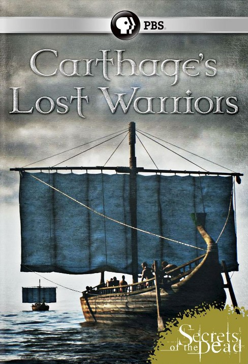 Secrets of the dead:Carthage's lost w (DVD) - image 1 of 1