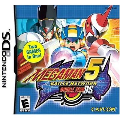 Mega Man Battle Network 5 Double Team NDS