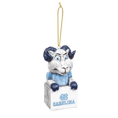 Team Sports America North Carolina Team Mascot Ornament, One Size, Team Colors - image 1 of 1