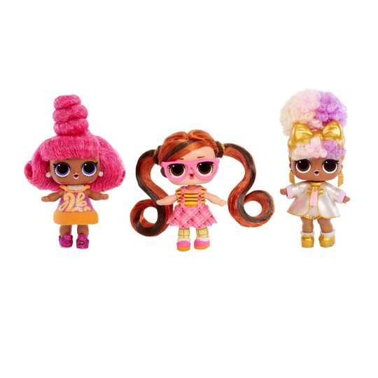 L.O.L. Surprise! #Hairvibes Dolls with 15 Surprises and Mix & Match Hair Pieces image number null