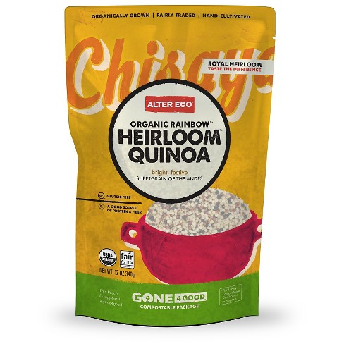Alter Eco Organic Royal Rainbow Quinoa - 12oz - image 1 of 1