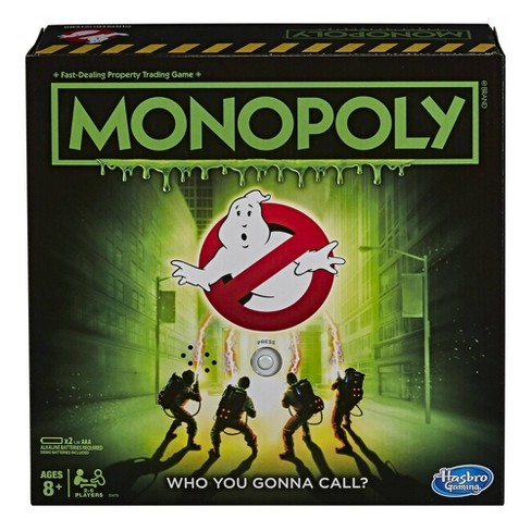 Monopoly Game: Ghostbusters Edition - image 1 of 4