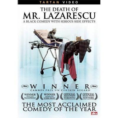 The Death of Mr. Lazarescu (DVD)(2006)