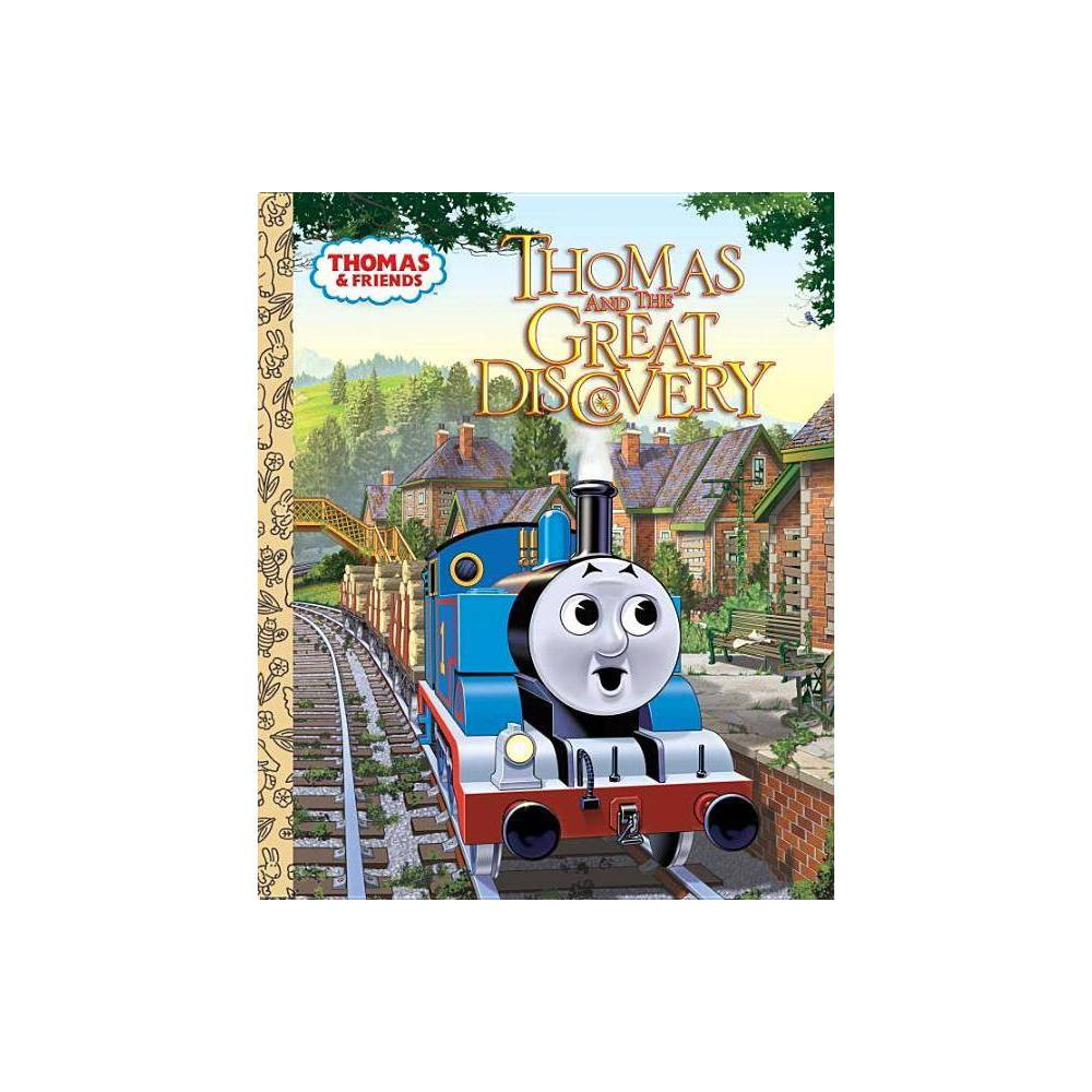 Thomas And The Great Discovery Thomas Friends Thomas Friends Hardcover By W Awdry Hardcover