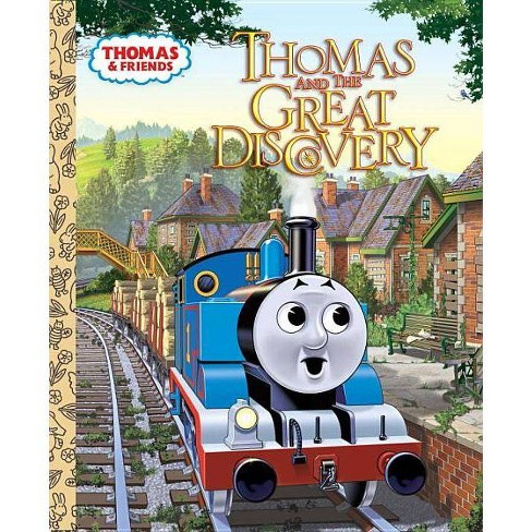 Thomas and the Great Discovery (Thomas & Friends) - (Thomas & Friends (Hardcover)) by  W Awdry - image 1 of 1