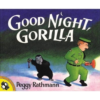 Good Night, Gorilla - (Picture Puffin Books)by Peggy Rathmann (Paperback)