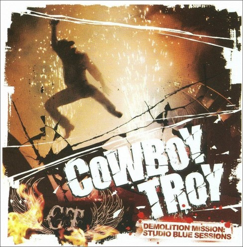 Cowboy troy - Demolition mission:Studio blue sessio (CD) - image 1 of 1