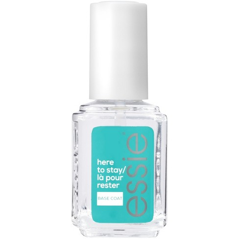 essie here to stay base coat - 0.46 fl oz - image 1 of 4