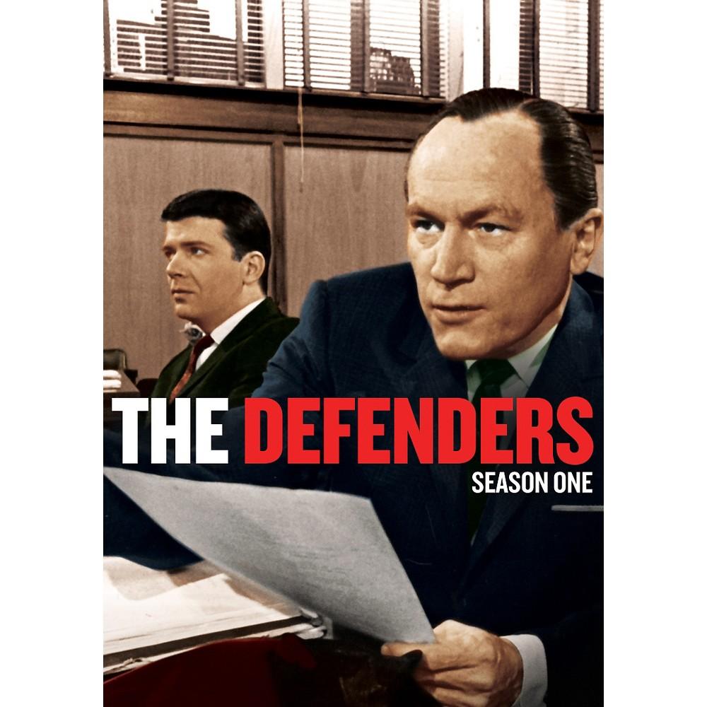 Defenders:Season One (Dvd)