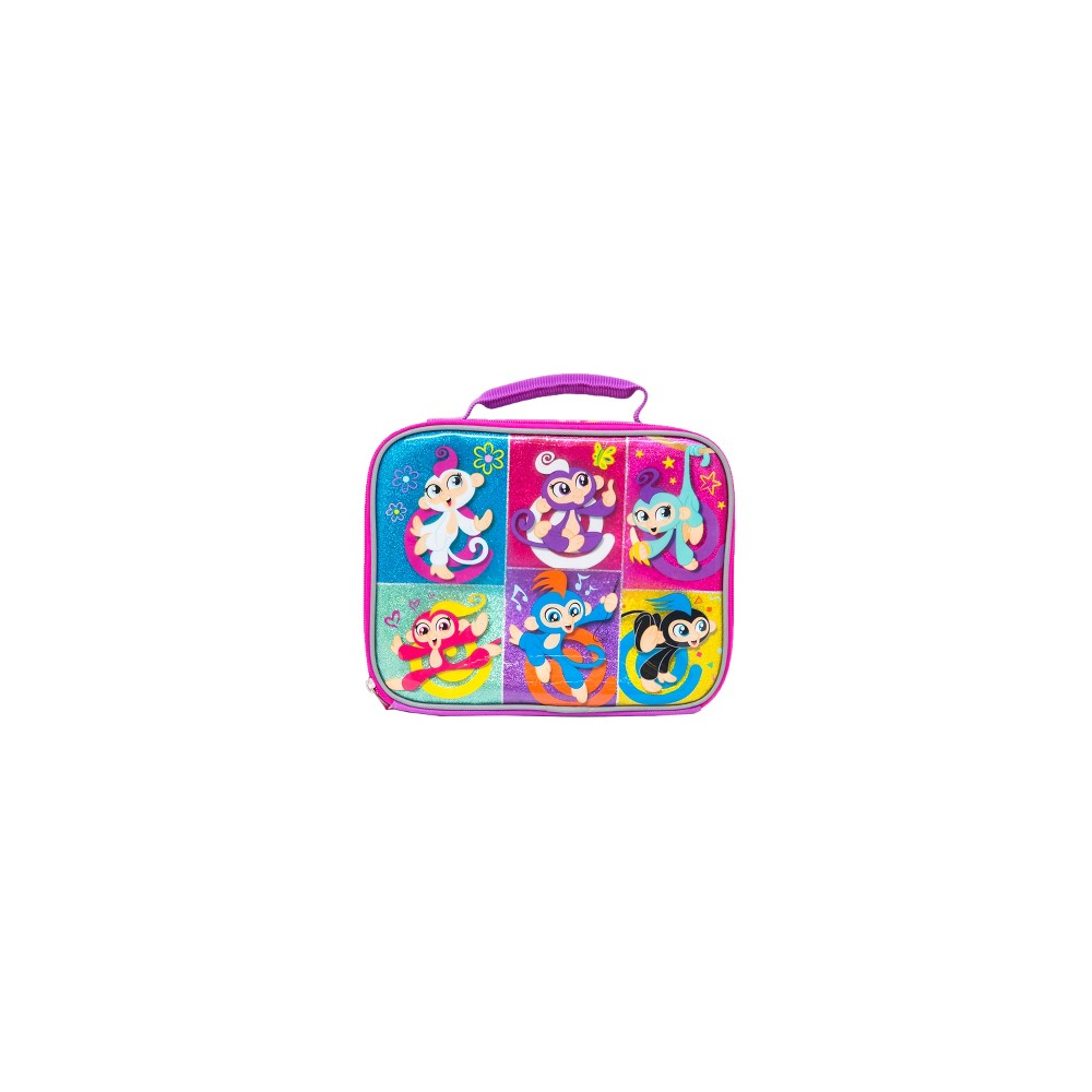 Image of WowWee Fingerlings Lunch Bag, Multi-Colored