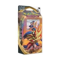 Pokemon Trading Card Game Sword and Shield S2 Theme Deck Zamazenta
