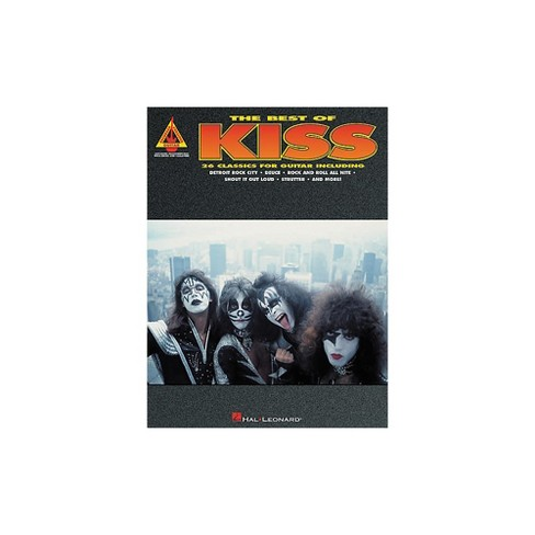 Hal Leonard The Best of Kiss Guitar Tab Songbook - image 1 of 1