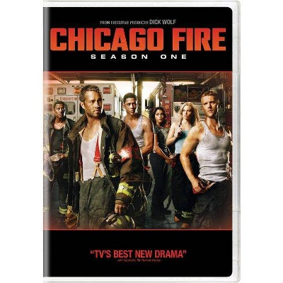 Chicago Fire: Season One (DVD)